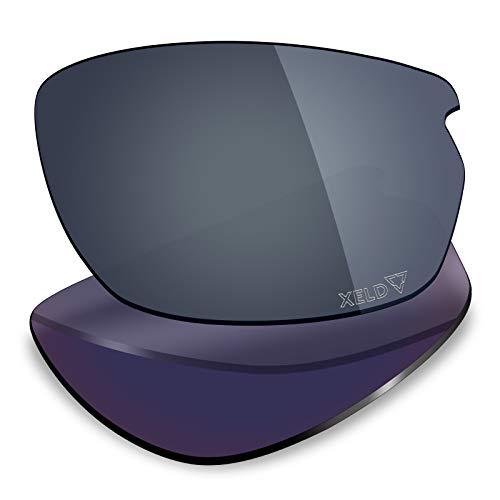 Mryok Ersatzgläser für Oakley Carbon Shift – Options, Schwarz (Xeld Polarized - Spawn Black), Einheitsgröße