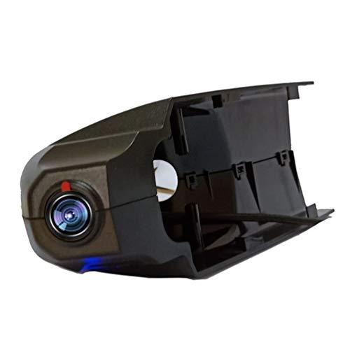 Grabador De Video De ConduccióN Dvr Para AutomóVil, CáMara Oculta 1080p Para AutomóVil Grabadora De 24 Horas Dvr Dash Cam Lente Dual Para Bmw 1/3/5 / X1 / X3 / X5 F10 F15 F20 F25 F30 F40 F48 G30