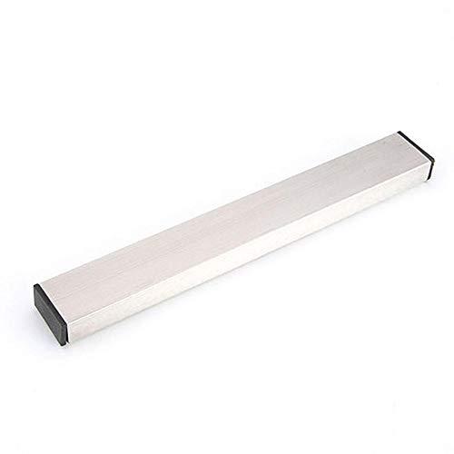 Soporte magnético para cuchillos de pared o utensilios de cocina, de acero inoxidable