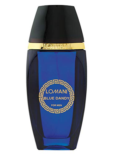 Lomani Lomani Blue Dandy for Men Eau De Toilette Spray, 3.4 Ounce, 3.4 Ounce