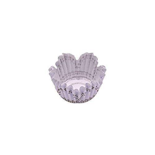 GPANDME Fleur Ensemble de gobelets en Papier, Assortis, 3.5 cm, 60 pièces