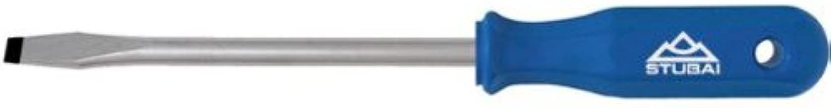 Silver//Transparent//Red Stubai 171026 Phillips Ph2 Stubby Screwdriver 6//25 mm