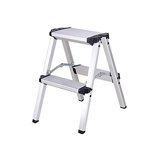 Step Ladder Kruk Aluminium Vouwen Multi Functie Outdoor Indoor Volwassene Thuis Keuken Garage Kruk A