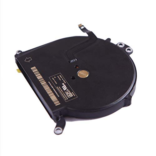Willhom CPU Cooling Cooler Cool Fan Assembly Replacement for MacBook Air 13' A1369 (2010,2011), A1466 (2012, 2013, 2014, 2015,2017)