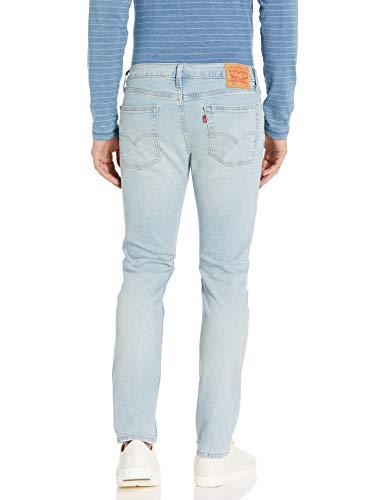 Levi's Men's 510 Skinny Fit Jean, Reznor-Stretch, 30 32