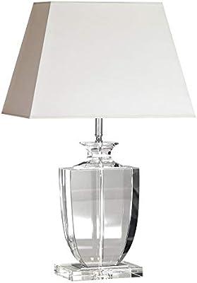 Ensemble 2 lampes cristal Versailles