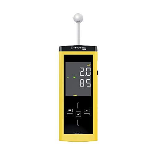 TROTEC T660 Feuchtemessgerät Dialektrisch Mikrowelle Feuchtemessung bis zu einer Tiefe von 40mm Titel