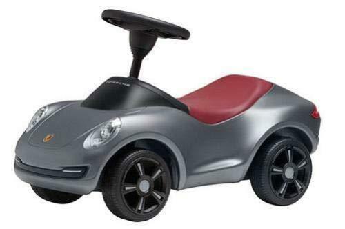 Lemio Baby Porsche 4S Bobycar Rutscheauto Diverse Farben WAP0400030J (Silber)