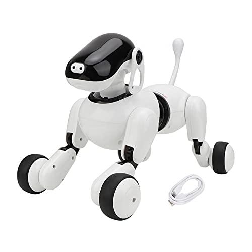 Juguete RobóTico Para Mascotas, Rc, EducacióN Temprana Inteligente, Smart Touch Voice, Robot EléCtrico, Juguete Para Perros Para NiñAs Y NiñOs, Regalo Para Edades De 2, 3, 4, 5, 6, 7, 8, 9, 10 AñOs