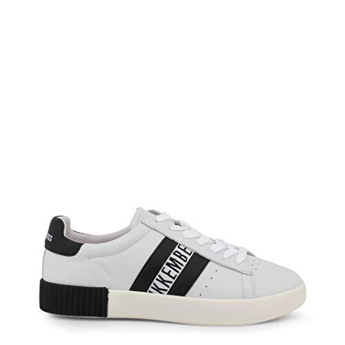BIKKEMBERGS Herren Sneakers Weiß, Modell: Cosmos, Größe:42