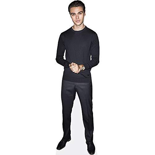 Celebrity Cutouts Felix Mallard (Black Outfit) Pappaufsteller lebensgross