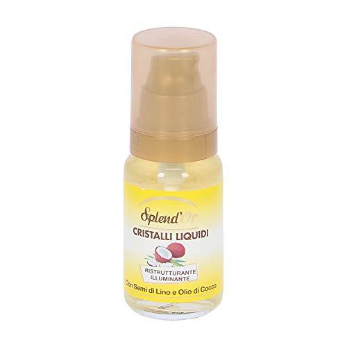 Splend'or - Cristalli Liquidi Per Capelli All' Olio Di Cocco 50 Ml