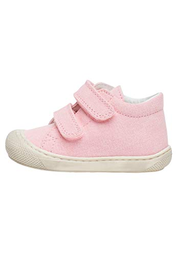 Naturino Cocoon-Sneaker aus Canvas in Délavé-Opt-Rosa Rosa 22