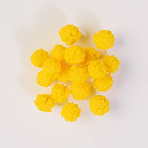 Torta decorazione zucchero mimosen Giallo