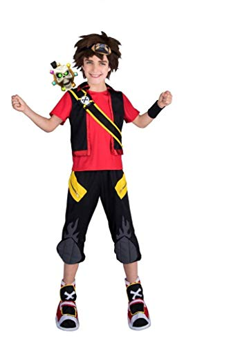 My Other Me Me Me- Zak Storm Disfraz Multicolor, 7-9 Años 231462
