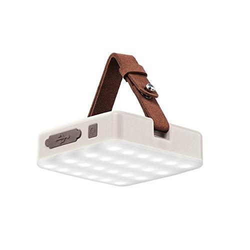 Luz del colgante al aire libre Brillante campo de la tienda LED de luz de emergencia que acampa portable Carpa de la lámpara del trabajo del LED recargable luz al aire libre para la decoración del par