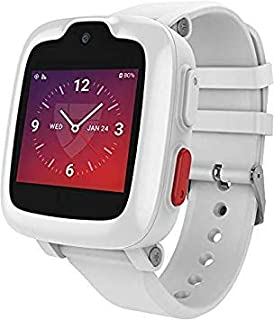 Freedom Guardian Mobile Watch Senior Medical Alert System by Medical Guardian™ - GPS Location Bracelet, Senior Alert, 24/7 Alert Button for Seniors, Nationwide AT&T Cellular (1 Month Free) (White)