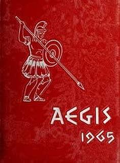 (Custom Reprint) Yearbook: 1965 East Longmeadow High School - Aegis Yearbook (East Longmeadow, MA)