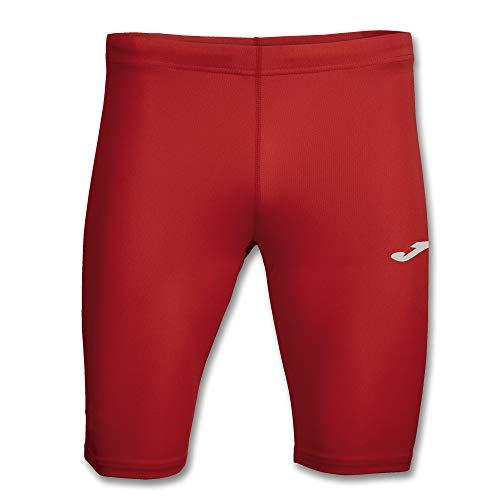 Joma Lycra Record Rojo Pantalones Cortos Calentador, Hombres, M