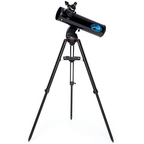 Celestron Astro Fi - Telescopio astronómico (130 mm de Apertura, 650 mm de Distancia Focal, f/5 de...