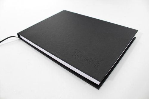 Montana Blackbook Portrait Skizzenbuch Sketchbook Querformat DinA4