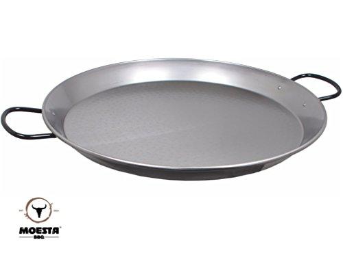Moesta-BBQ Paella pan van staal 70 cm