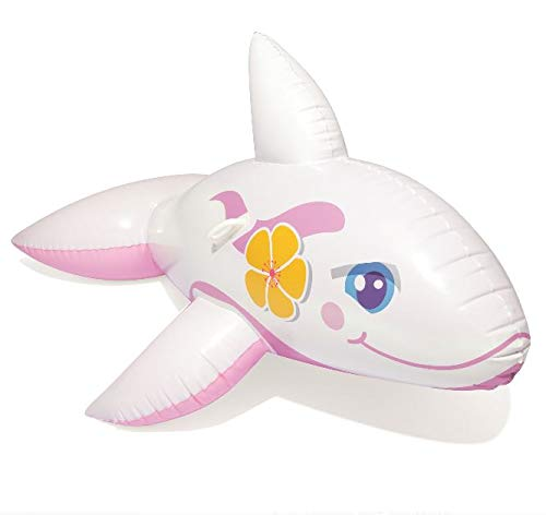 H2OGo! Whale Ride-On Pool Float
