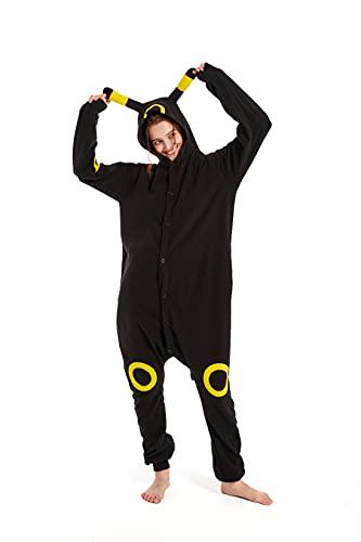 Unisex-Einteiler, Kostüm, Pyjama, für Erwachsene, Frauen, Männer, Tier-Cosplay, Halloween, Hausbekleidung Gr. XL(Fit Height 70.1