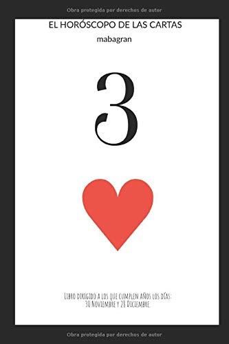 3 dé corazones (Libros el horóscopo de las cartas)