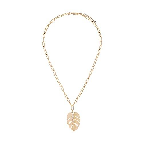 Parfois - Collar Stainless Steel Golden - Mujeres - Tallas Única - Dorado