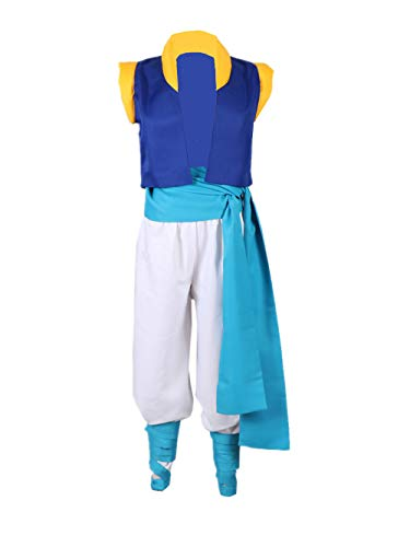 LVCOS Dragon Ball Gotenks Halloween Cosplay Costume (Male M)