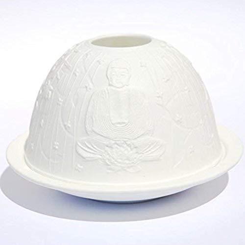 Unbekannt R/äder Design Photophore dhiver en Forme de c/œur 7 x 7 cm
