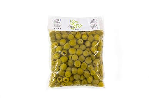 Olive Verdi Denocciolati Nocellara del Belìce g500