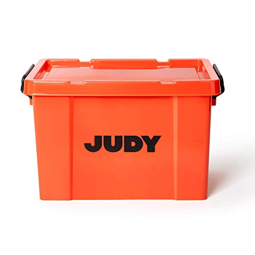 JUDY Emergency Preparedness Kit in Bin - Emergency Preparedness Bin with Tools for Safety & Warmth, First Aid, and Food & Water - The Safe, Extra Large Size