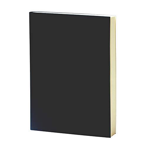 Notizbuch Einlage A5, Nachfülleinlage für Tagebuch, Notizheft mit über 200 leere blanko Seiten, Geschenkidee