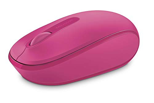 Mouse Sem Fio Mobile Usb Rosa Microsoft - U7Z00062