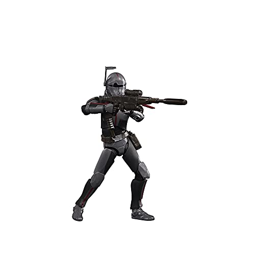 STAR WARS The Black Series Bad Batch Crosshair Toy 6-Inch-Scale The Clone Wars Collectible Figure, Toys for Kids Ages 4 and Up