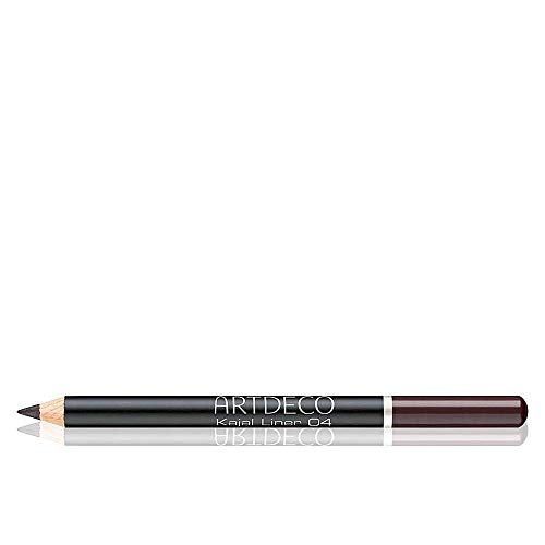 Artdeco Kajal Holzstift, Farbe 04, dunkelbraun, 1er Pack (1 x 1 Stück)