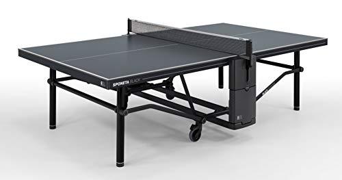 Sponeta Tischtennisplatte SDL Black Outdoor
