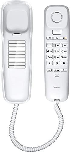 HHORB Teléfono Línea Fija El Teléfono Oficina En Casa Teléfono Fijo (Color : B)