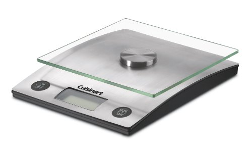 Cuisinart KML-10 PerfectWeight Digital Kitchen Scale