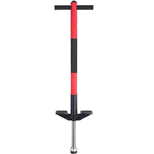 Bouncing Toy Jackhammer Jump Stick para niños y adultos, entrenamiento de equilibrio al aire libre, regalo de cumpleaños (color: rojo)