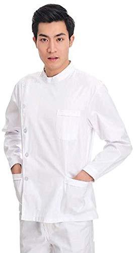 Heren Schoonheid Tuniek/Gezondheid Schoonheid & Spa/Werkkleding Scrub/Verpleging Uniforms