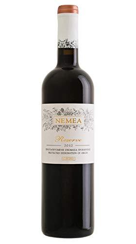 Cavino Reserve, Rotwein aus Griechenland, 2012, 750ml