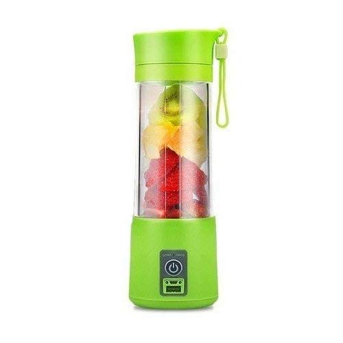 NUTRAEASE Portable USB Electric Blender Bottle Juice (Multicolour) (Model-1)