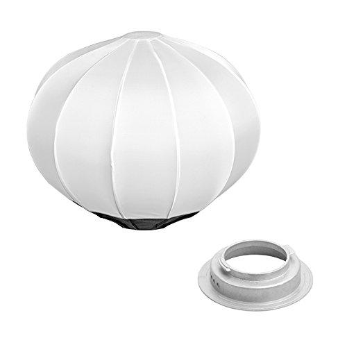 PIXAPRO® Luz de alto rendimiento formación profesional Studio flash Magnum modificador de luz estroboscópica Reflector Snoot en forma de panal huevo rejilla para caja difusor suavizar