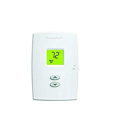 Honeywell TH1100DV1000 Nonprogrammable Heat Only Thermostat, White