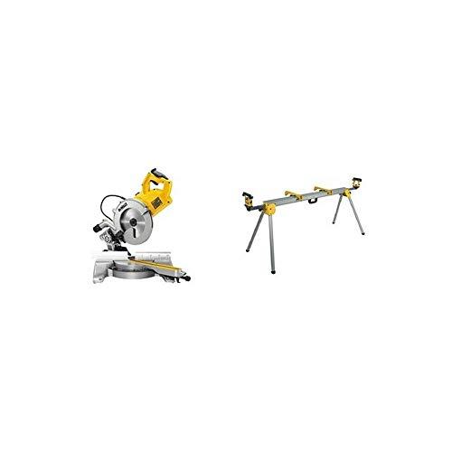 DeWalt CPROF479 CPROF479-KIT = DWS778 telescopica 1850W 250 mm + DE7023 Banco de Trabajo para ingletadoras