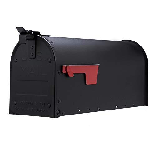 Original US-Mailbox Premium, hochwertiges massives Aluminium