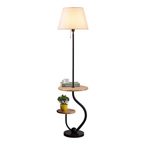 Staande lampen, staande lampen, American-stijl, landelijke stof, opslag, salontafel, staande lampen, moderne minimalistische woonkamer, slaapkamer, staande lamp